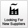 Looking For New Suppliers